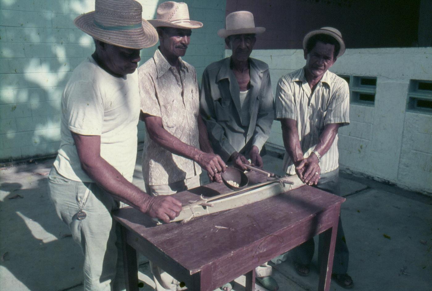 demostracion-del-carangano-curiepe1977